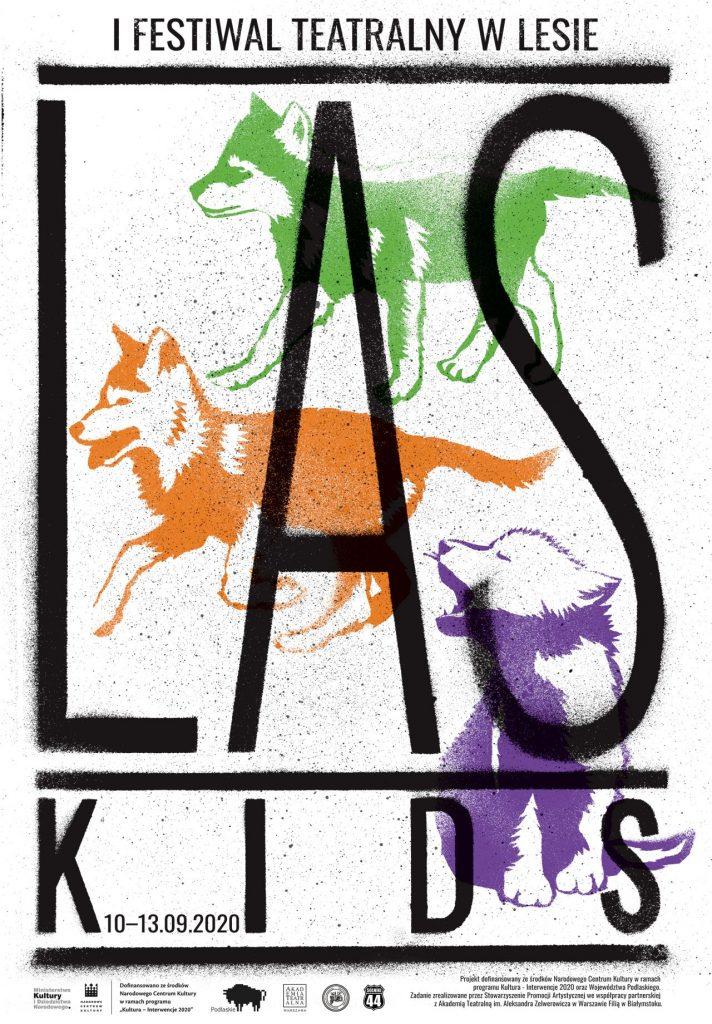 Plakat LasKids