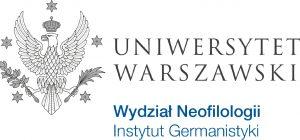 logo partnera Uniwersytet Warszawski Wydział Neofilologii Instytut Germanistyki
