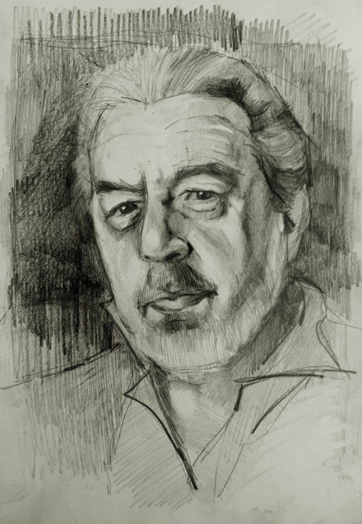 Jan Wilkowski - portret